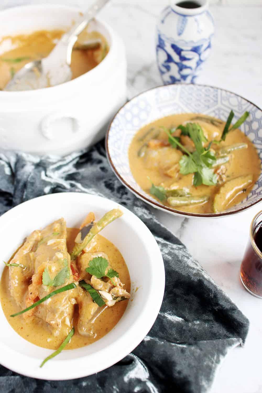 curry giallo tailandese