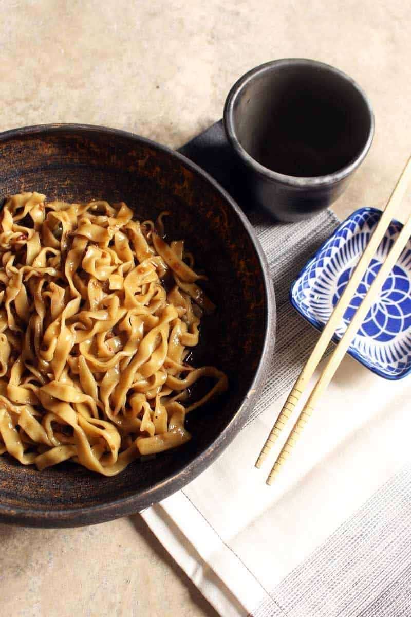 Ricetta Noodles Fatti In Casa.Ricetta Noodles Asiatici Fatti In Casa