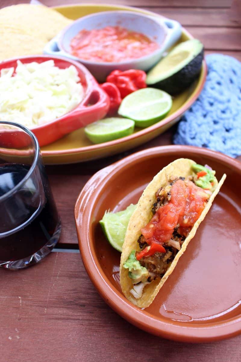 Ricetta tacos con carne trita
