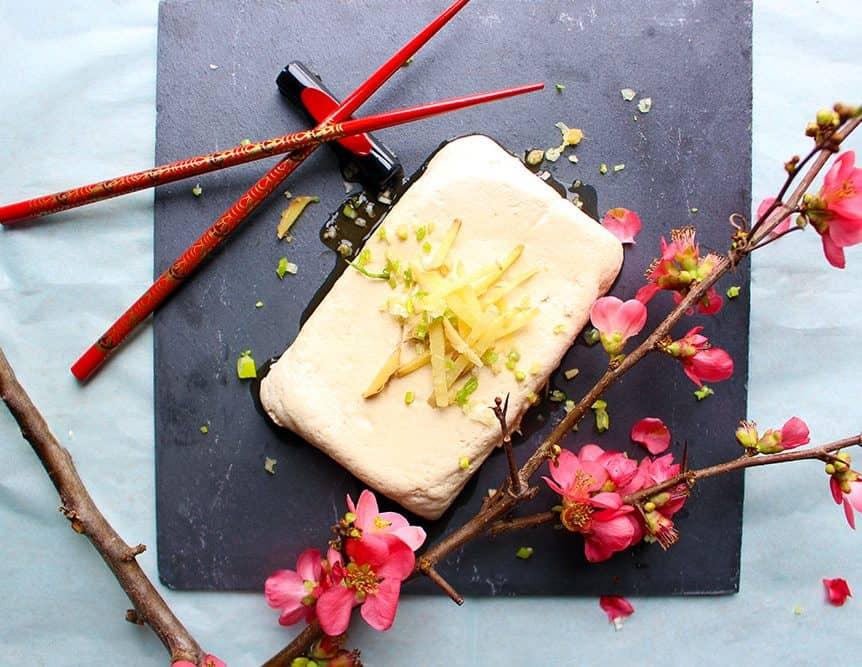 tofu fatto in casa