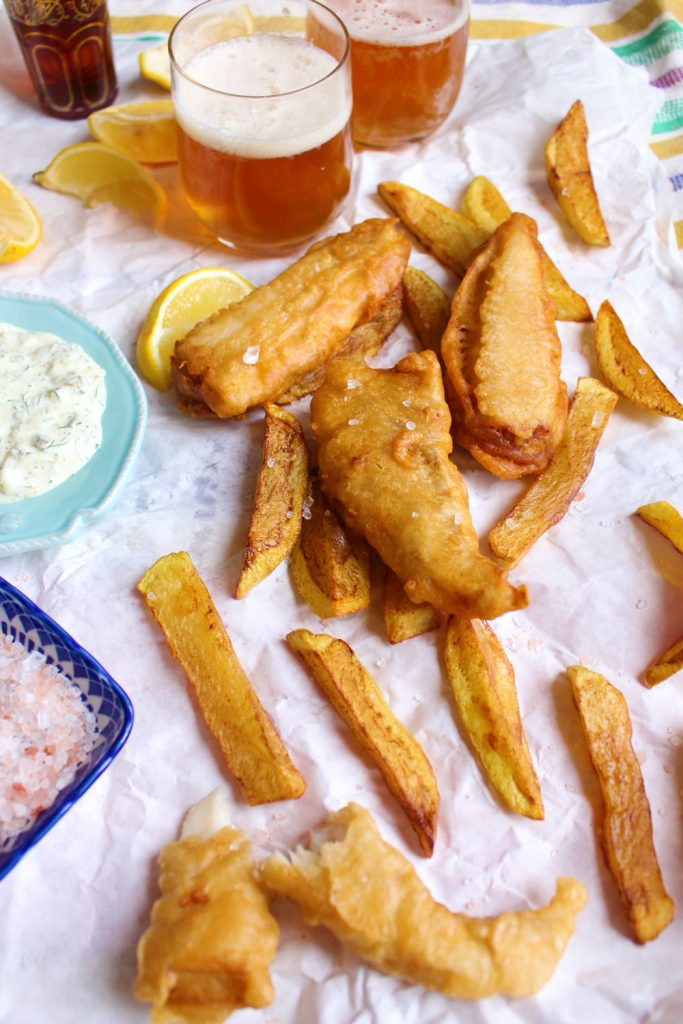 cheap for discount 1ddd3 27746 Fish and chips: ricetta originale