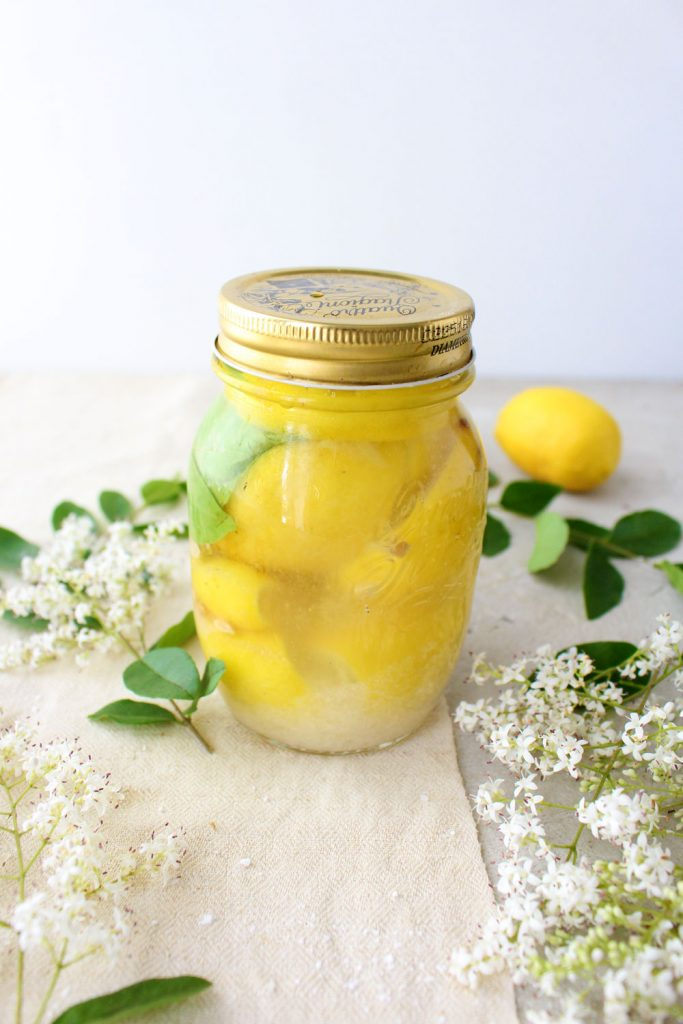 Limoni Sotto Sale Marocchini