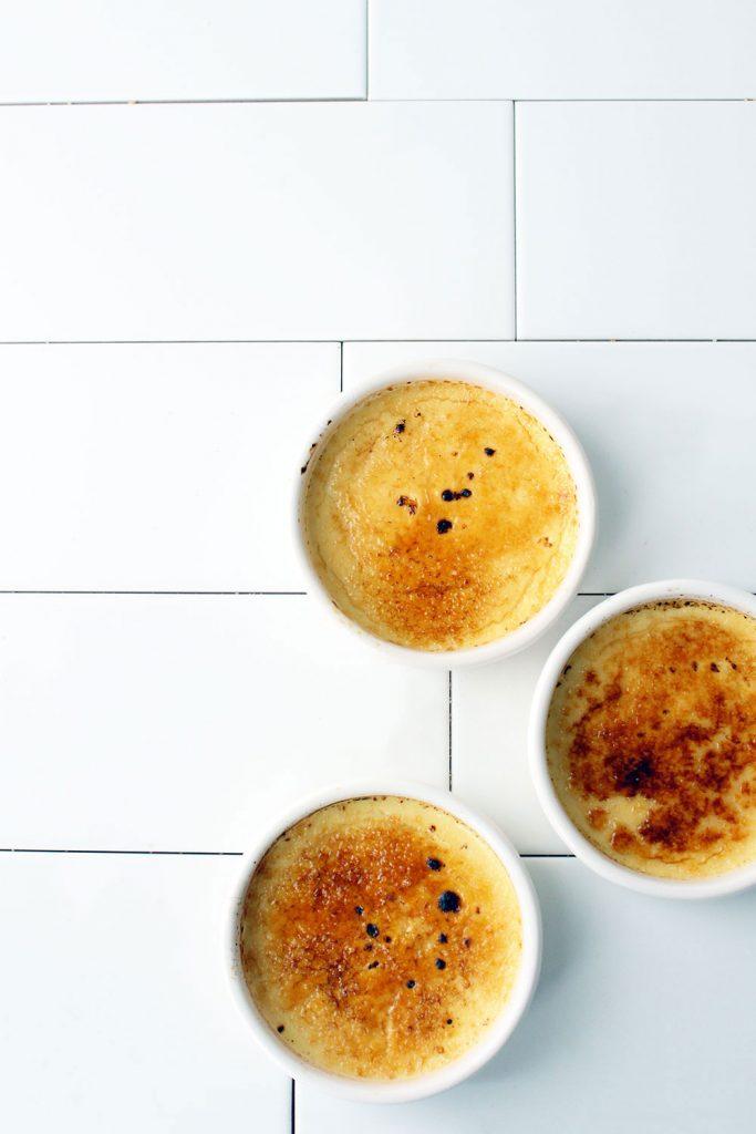 crème brûlée veloce