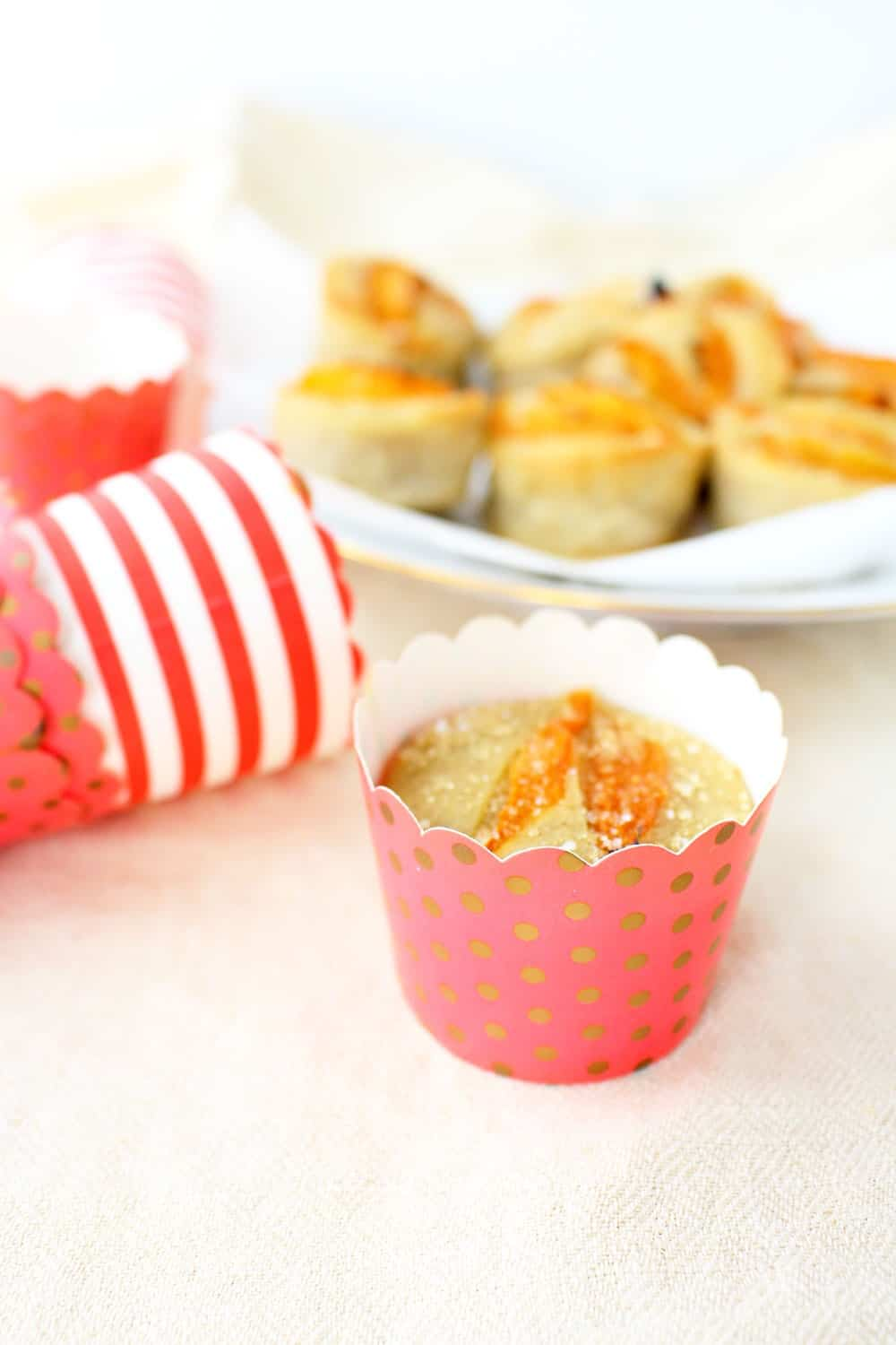 muffin di yogurt