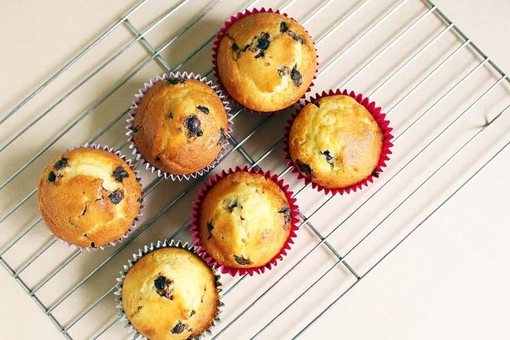 muffin ricetta originale