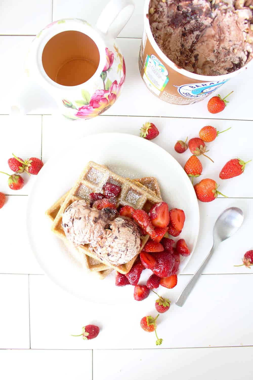 waffle americani
