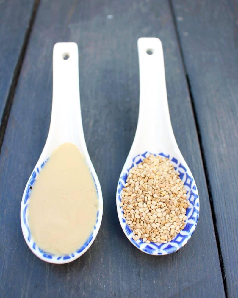 salsa tahina
