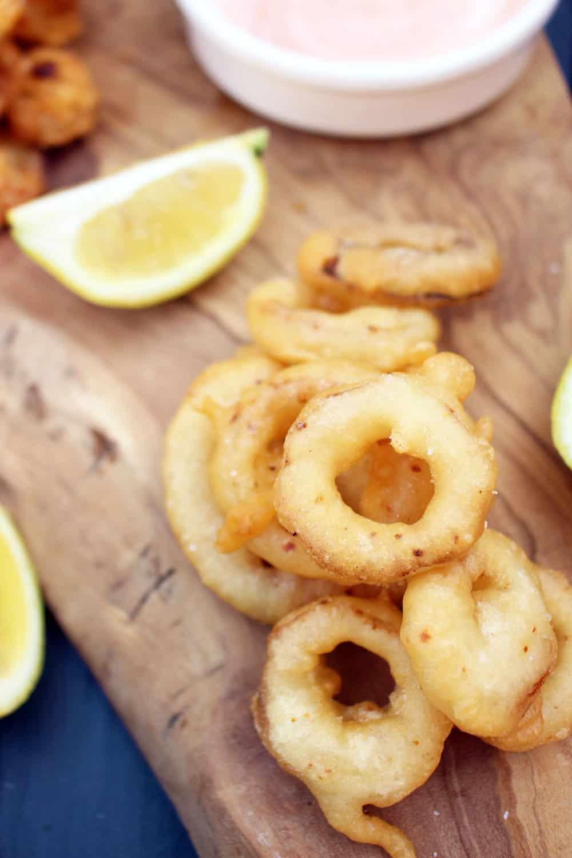anelli di cipolla