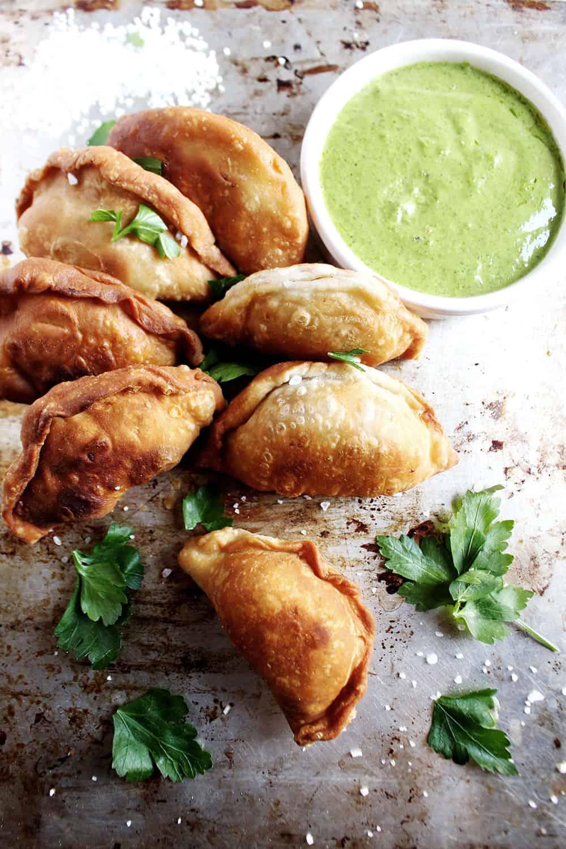 ricetta empanadas