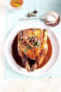 pollo cinese
