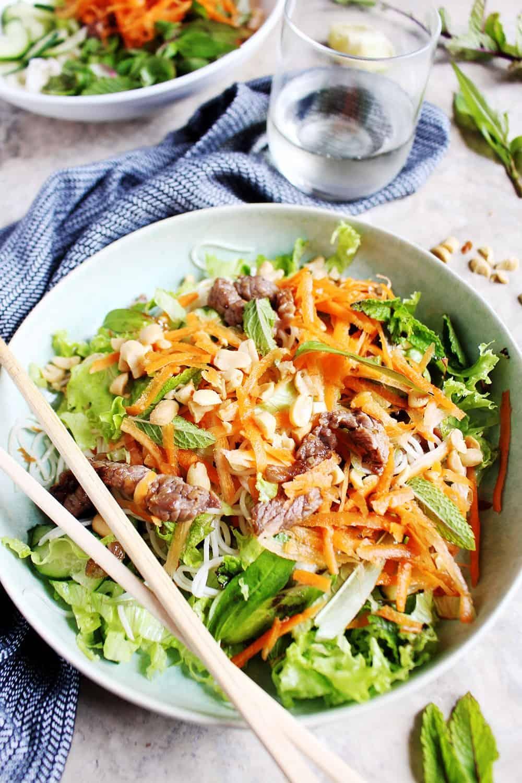 insalata vietnamita