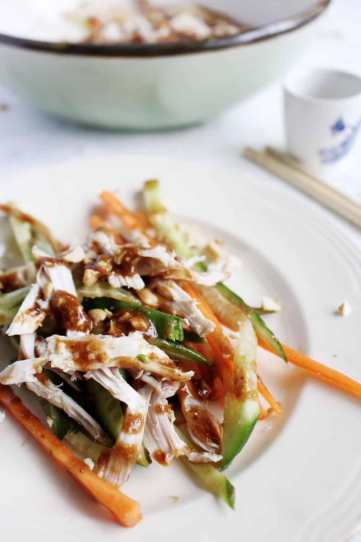 insalata di pollo cinese
