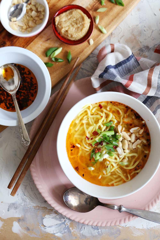 noodle cinesi